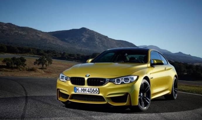 2014 BMW M3 Sedan and M4 Coupe unveiled