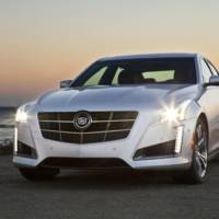 2014 Cadillac CTS Vsport - first delivery