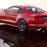 2014 Ford Mustang - photos and info