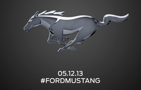 2014 Ford Mustang to be revealed on December 5th