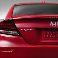 2014 Honda Civic starts at 18.190 USD