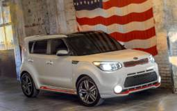 2014 Kia Soul Red Zone unveiled