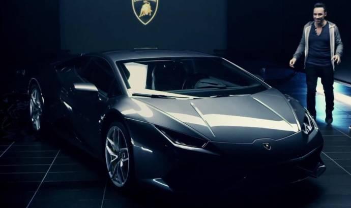 2014 Lamborghini Huracan LP610-4 official video