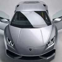 2014 Lamborghini Huracan - official photos and info