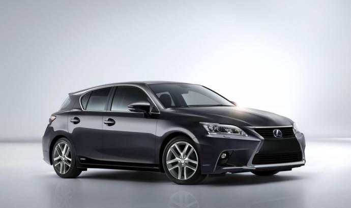2014 Lexus CT 200h facelift US price