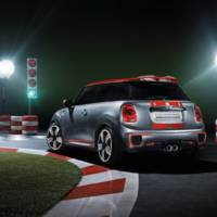 2014 MINI John Cooper Works Concept - First details and pictures