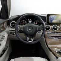 2014 Mercedes-Benz C-Class revealed
