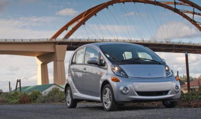 2014 Mitsubishi i-MiEV - price cut of 6000 USD
