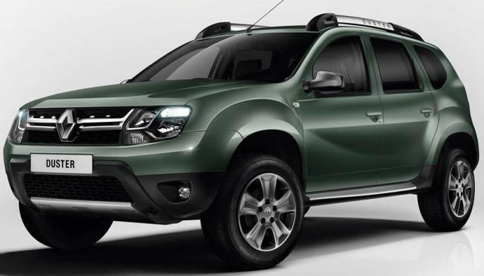 2014 Renault Duster facelift unveiled