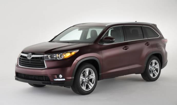 2014 Toyota Highlander US price