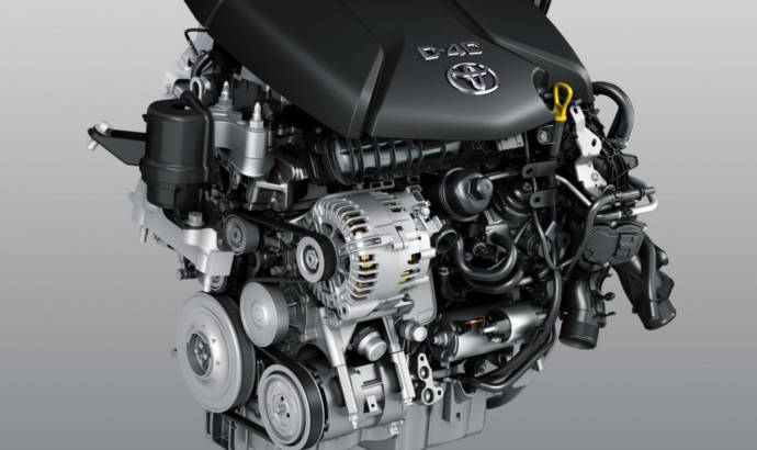 2014 Toyota Verso 1.6 D-4D, powered by BMW 1-Series engine