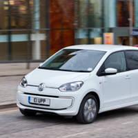 2014 Volkswagen e-Up sound video