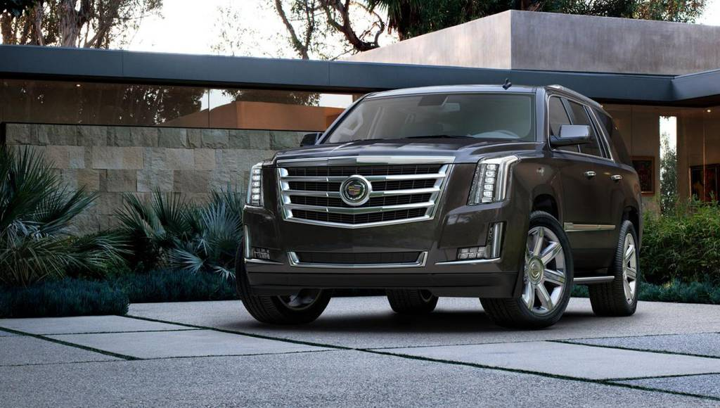 2015 Cadillac Escalade - New official details