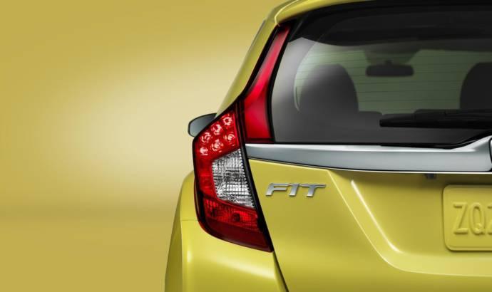 2015 Honda Fit to debut at NAIAS
