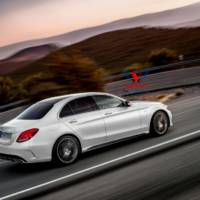 2015 Mercedes-Benz C63 AMG - First rendered images