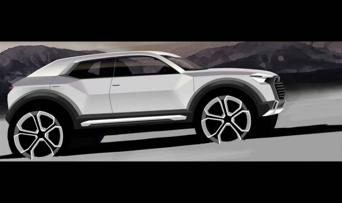2016 Audi Q1 officially confirmed