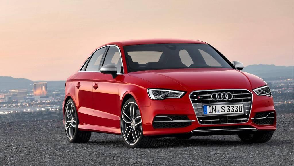 Audi A3 sedan to feature 4G internet connectivity