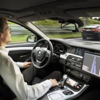 BMW Autonomous Car to star at CES