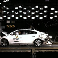 Buick LaCrosse receives 5 stars in NHTSA