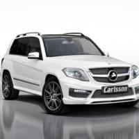 Carlsson Mercedes GLK tuning