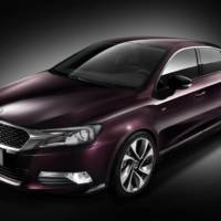 Citroen DS 5LS unveiled