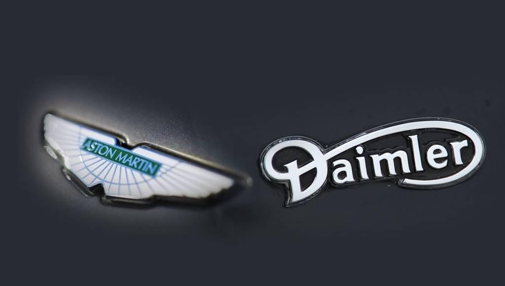Daimler AG and Aston Martin sealed the deal