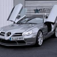 Famous Parts Mercedes SLR Roadster tuning program