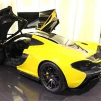 McLaren P1 reaches used car market