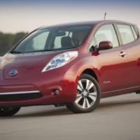 Nissan Leaf mileage record: 100.000 units