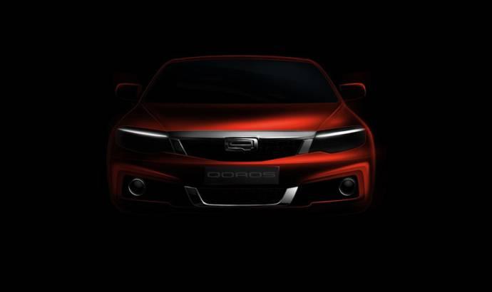 Qoros second model to be unveiled in Geneva Motor Show