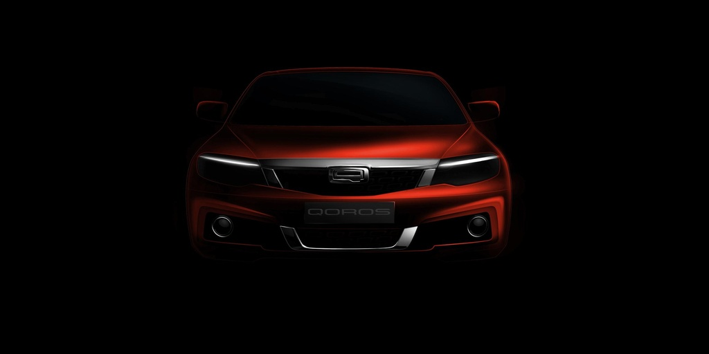 Qoros second model to be unveiled in Geneva Motor Show