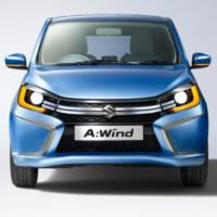 Suzuki A:Wind official photos
