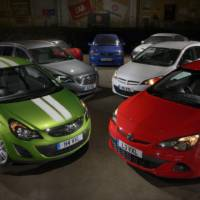 Vauxhall Limited Edition models available in UK