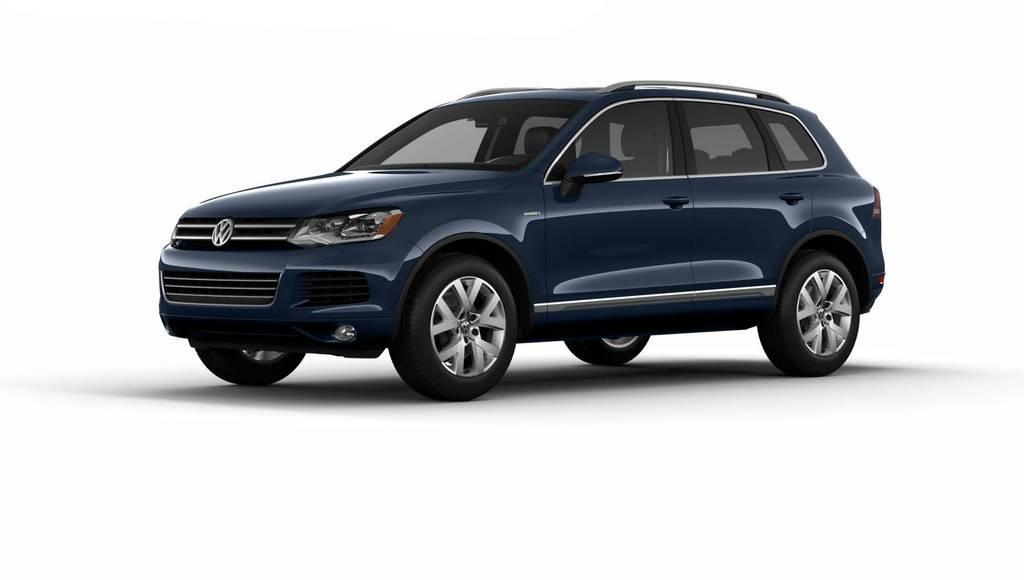 Volkswagen Touareg X US price