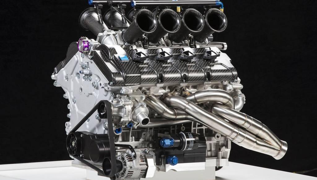 Volvo 2014 V8 Supercar engine for Polestar Racing S60