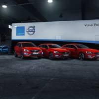 Volvo S60, V60 and XC60 Black R Edition