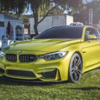 2014 BMW M3 Sedan and M4 Coupe to be unveiled on December 12