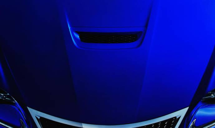 Lexus F Performance Coupe - new teaser