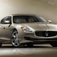 Maserati Quattroporte recalled in US