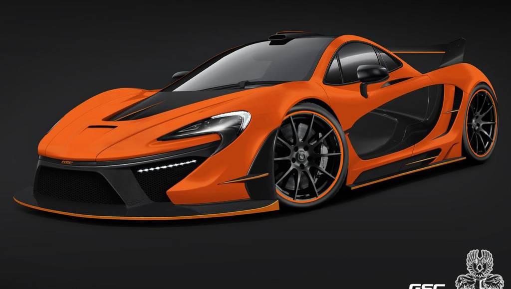 2013 McLaren P1 Night Glow by German Special Customs