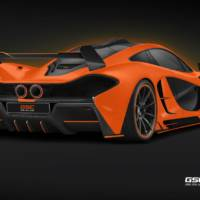 2013 McLaren P1 Night Glow by German Special Customs