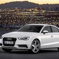 2014 Audi A3 Sedan US prices