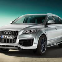 2014 Audi Q7 S line Sport and Style Edition
