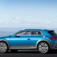 2014 Audi crossover coupe concept - First leaked pictures