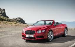 2014 Bentley Continental GT V8 S set for US debut