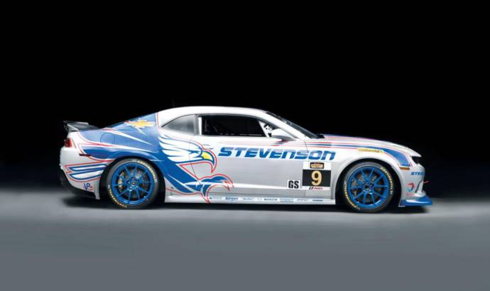 2014 Chevrolet Corvette Z/28.R revealed and ready for 24 Daytona