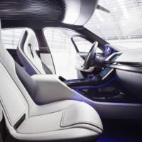 2014 Jaguar C-X17 Concept revealed at the Brussels Motor Show