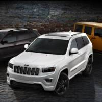 2014 Jeep Altitude models: Cherokee, Grand Cherokee and Wrangler
