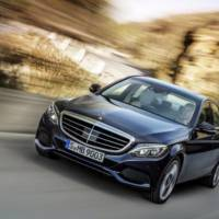 2014 Mercedes-Benz C-Class - New engines revealed
