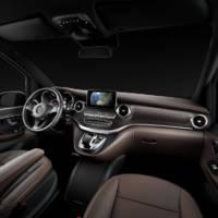 2014 Mercedes V-Class unveiled